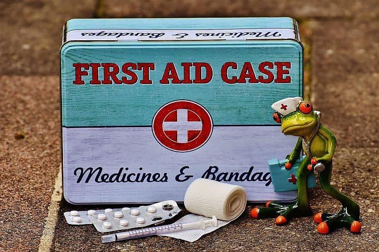Cestovní lékárnička