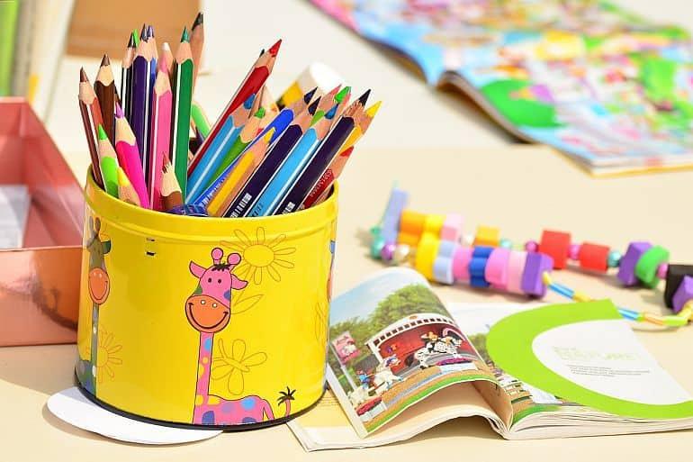 Malování - zábava pro děti